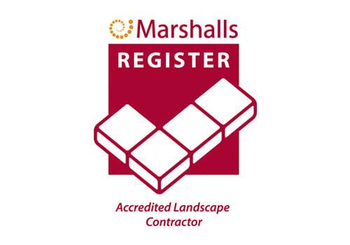 Marshalls Accredited Landscaper